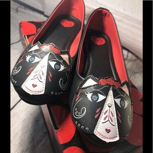 Day of the dead cat flats